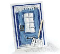 43 trendy january door decorations for home Barn Door Decor, Diy Barn Door, Front Door Decor, Diy Door, Wooden Front Doors, Glass Front Door, Sliding Glass Door, Bifold Door Hardware, Red Door House