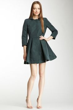 RED Valentino Long Sleeve Swing Coat by See By Chloe, RED Valentino & More on @HauteLook