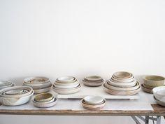 Colleen Hennessey Ceramics - Spring 2015