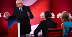 Bernie Sanders's Campaign Says He Would Sit Out Unsanctioned Debate - First Draft. Political News, Now. - The New York Times