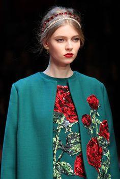 Dolce & Gabbana - Fall 2015 Ready-to-Wear - Look 141 of 160