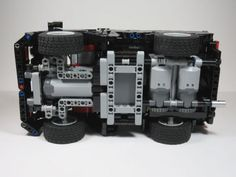 RC Mini Truck: A LEGO® creation by Chade . : MOCpages.com