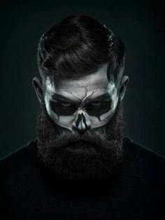 The beard makes it