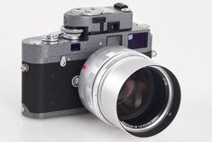 Leica M-A + Noctilux 50mm f/0.95 Limited Edition Hammertone