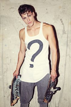 Jesse by Karim Konrad for Daily Male Models Exclusive via www.dailymalemode...