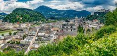 salzburg - city of slazburg, austris