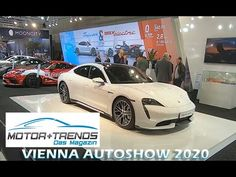 VIENNA AUTOSHOW 2020 // oe24.TV // MOTOR+TRENDS Magazin Group Work, Magazine Articles, Vienna, Trends, Tv, Vehicles, Magazines, Autos, Camper
