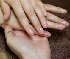 DIY Natural Nails from bespoke-bride.com (article not written by me)