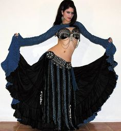 American Tribal Style belly dance Inspirational Quotes & Sayings Scarlet's Lounge Tribal Belly Dance Reversible par Tribal Belly Dance, Belly Dance Outfit, Belly Dancer Costumes, Belly Dancers, Dance Costumes, Pirate Costumes, Dance Outfits, Dance Dresses, Dancing Outfit