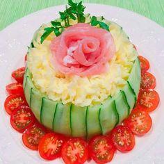 125 fantastiche immagini su Cucina decorazione piatti nel 2019 ...