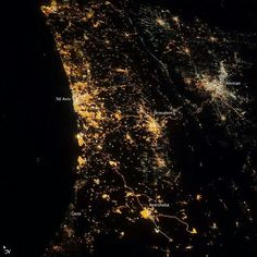 From the ISS