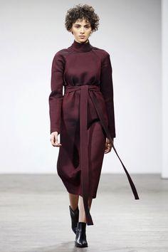 Tamuna Ingorokva Tbilisi Fall 2016 Fashion Show