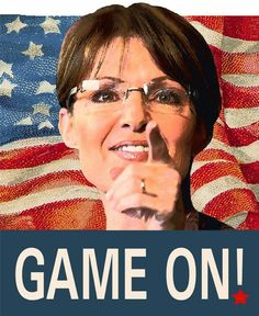 Sarah #Palin. Tough enough to not be used by liberals...!!!