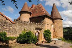 Château de Barnay, France