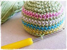 Fizule71: Háčkovaná sovička Crochet Hats, Beanie, Tatoo, Knitting Hats, Beanies, Beret