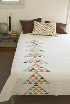 Point Me Quilt Pattern by Denyse Schmidt Quilts by chitterscraps