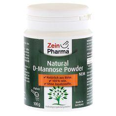 NATURAL D-Mannose Powder 100 Gramm