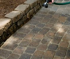 Update your back patio and get it looking good as new this summer with Sakrete's Polymeric Paver Sand!