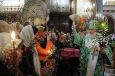 While Christmas is the biggest holiday in the West, celebrated on a grand scale by both believers and non-believers, Russian Orthodox tradition considers Easter the main event of the liturgical year.