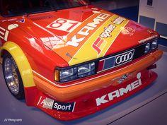Audi Quattro 35 Years - Autoworld