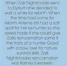 Image result for hunters of artemis zoe nightshade