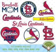 Saint Louis Cardinals Svg Files Baseball Designs Contains Dxf Eps Svg Jpg Png And Pdf Files St Louis Cardinals St Louis Cardinals Baseball Baseball Design