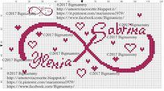 amorevitacrocette: Infinito Ylenia e Sabrina