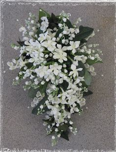 Princess Kate's Wedding Bouquet by BridalBouquets on Etsy, $65.00