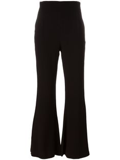 Versace Vintage flared trousers