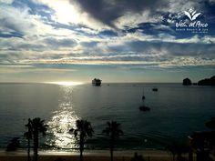 Cabo sunrise: The best type of wake up call! #TBT #VillaDelArco #LosCabos #VillaGroupResorts