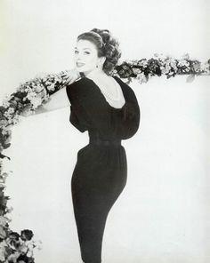 Suzy Parker by Henry Clarke - 1959