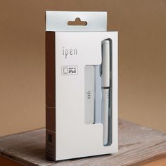 Finally a pen for my IPad! : >   Found on store.cregle.com!