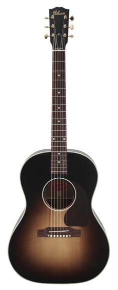 Gibson LG2 Vintage Sunburst Red Spruce Limited Edition 2014