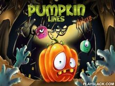 Pumpkin Lines Deluxe  Android Game - playslack.com , exchange sets of colourful objects equaling  3 or more of them. They'll be removes from the board and you'll get scores. Immerse in Halloween sky in this Android game. equal squashes and a collection of amusing monsters. attempt to have more than 3 of them at once to get bonuses that allow you to clear big venues. ruin definite parts to beat the stage. Get maximumscores in a minor time method or relax in method with no time limit.