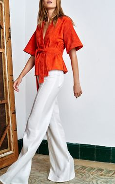 Alexis Spring Summer 2016 Look 12 on Moda Operandi