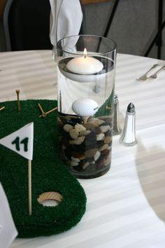 25+ Best Ideas about Golf Centerpieces on Pinterest   Golf ...