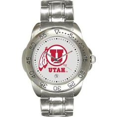 cf916a22ea11 UCONN Huskies Men s Gameday Sport Watch w Stainless Steel Band Gameday  Sports