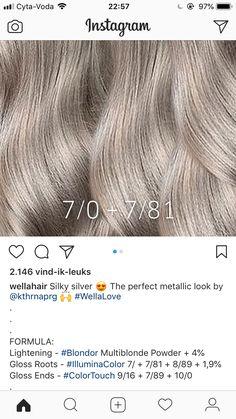 35 Ideas haircut for long hair brunette colour Wella Toner, Hair Toner, Brunette Color, Brunette Hair, Hair Color Formulas, Koleston, Haircuts For Long Hair, Hair Blog, Love Hair