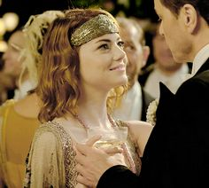 Emma Stone: Magic In The Moonlight. Costumes by Sonia Grande
