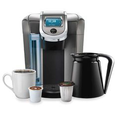 Win a Keurig coffee machine