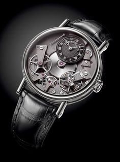 SIKKKKKK!!!! I'm #flatlined... #dead... this #BREGUET WATCH IS FIT FOR A KING!!! LOOK AT THIS THING...OOO-WEEEEEE!! IT SAYS A MOUTHFUL! An 18-karat white-gold case and a black electroplated 18-karat gold dial with intricate hand engraving. http://breguet.com