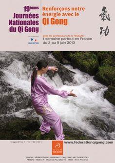 Journées Nationales du Qi Gong 2013
