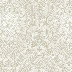 Dear Stella House Designer - Vanity Fair - Lace Medallion in Taupe
