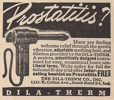 PROSTATITIS?  The prostatitis gun can help you soothe that hard-to-reach prostate...