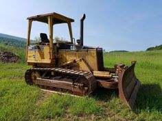 1994 Caterpillar D3C XL Series 3 Bull Dozer Crawler Tractor Diesel Engine