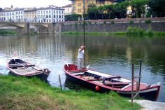 Boat trip on the Arno river от $53