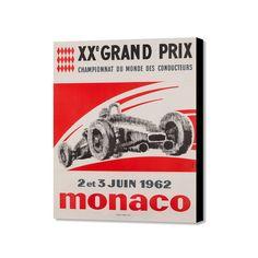 """XX Grand Prix (20"""" x 16"""")"""