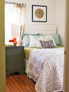 citron bedroom | Modern Bedroom Decorating With Summer Color 2013 New Ideas