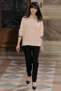Bouchra Jarrar Spring 2014 Couture - Review - Fashion Week - Runway, Fashion Shows and Collections - Vogue