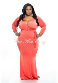 Shop http://chicandcurvy.com Pull off a dress like this! Love your curves, love your body! for undergarments that fit slimmingbodyshapers.com  plus size shapewear and bras to make you feel comfortable, confident and the beautiful woman you are!